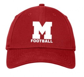 Melrose Football Hat w/Melrose Football Logo