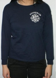 SFD Navy Long Sleeve T-Shirt