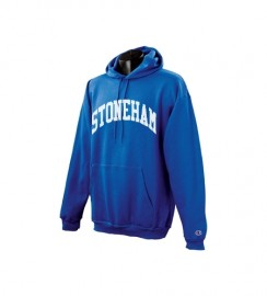 Stoneham 9 oz Hooded Sweatshirt w/Full Front