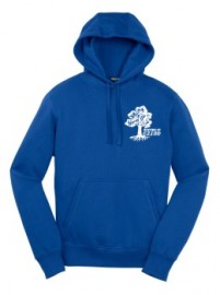 Rooted In Hooded Sweatshirt w/Left Chest Logo