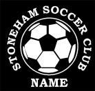 Stoneham SC Window Decal (Ball)